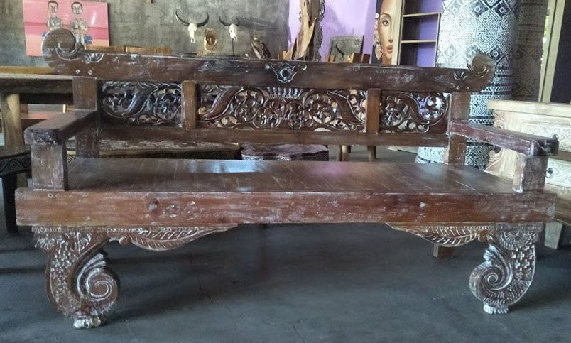 New Balinese Dining Tables