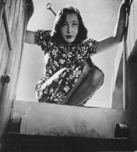 """1945 - Place 10 - Hannelore Schroth in """"Unter den Brücken"""""""