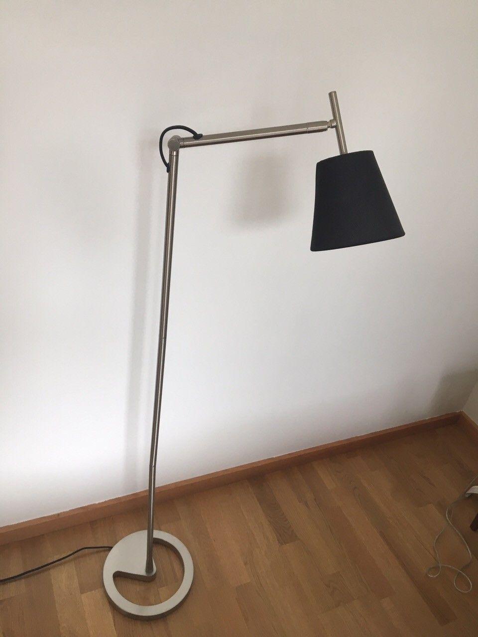 Finn Ikea Nyfors Gulvlampe