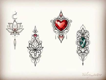 Best tattoo heart mandala ideas