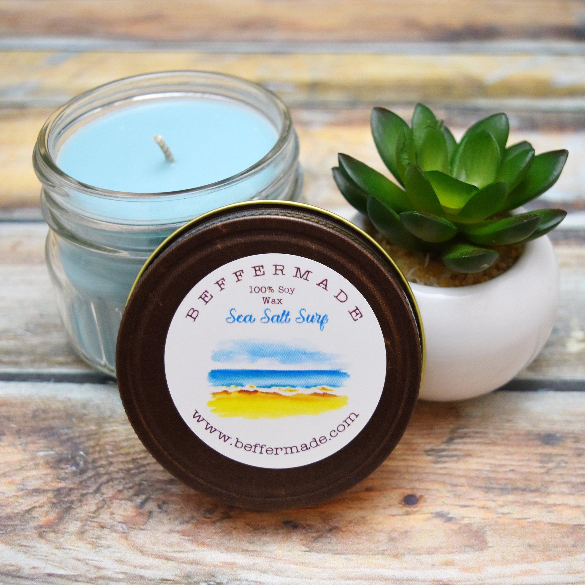 Coastal Sands 4oz Candle