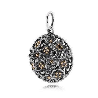 3b96428cb3e8fe 590407spb Pandora hanger Forever Bloom | Pandora | Jewelry, Pandora ...