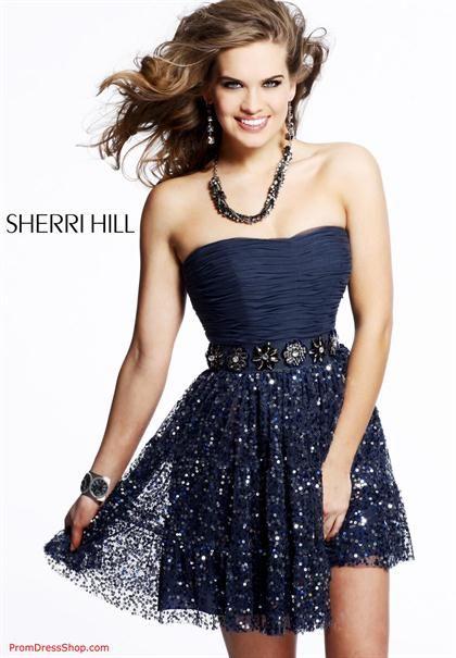 Sherri Hill 2759 at Prom Dress Shop