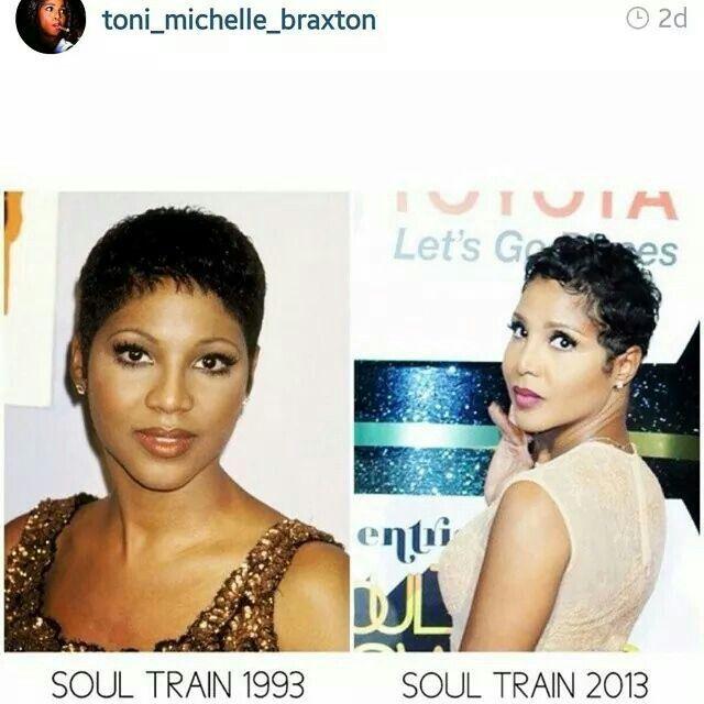 50 Elegant toni Braxton Hairstyle