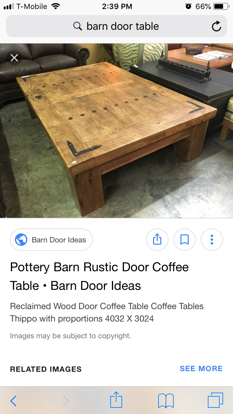Groovy Pin By Kim Pezzella On For The Home Barn Door Tables Door Squirreltailoven Fun Painted Chair Ideas Images Squirreltailovenorg