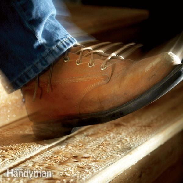 Best How To Repair A Squeaky Floor Slippery Stairs Fix 640 x 480