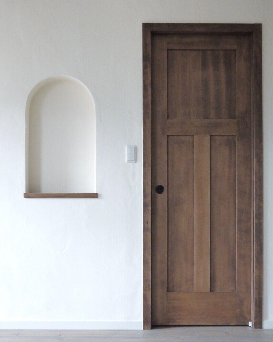 ボード 室内ドア Interior Door のピン