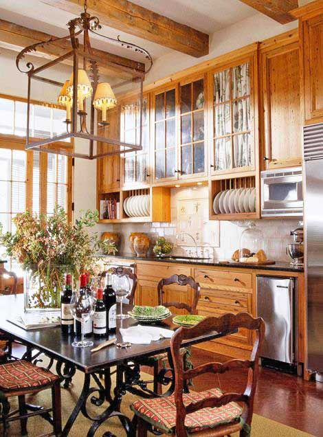 Love this kitchen  Country Home Decor Pinterest Country