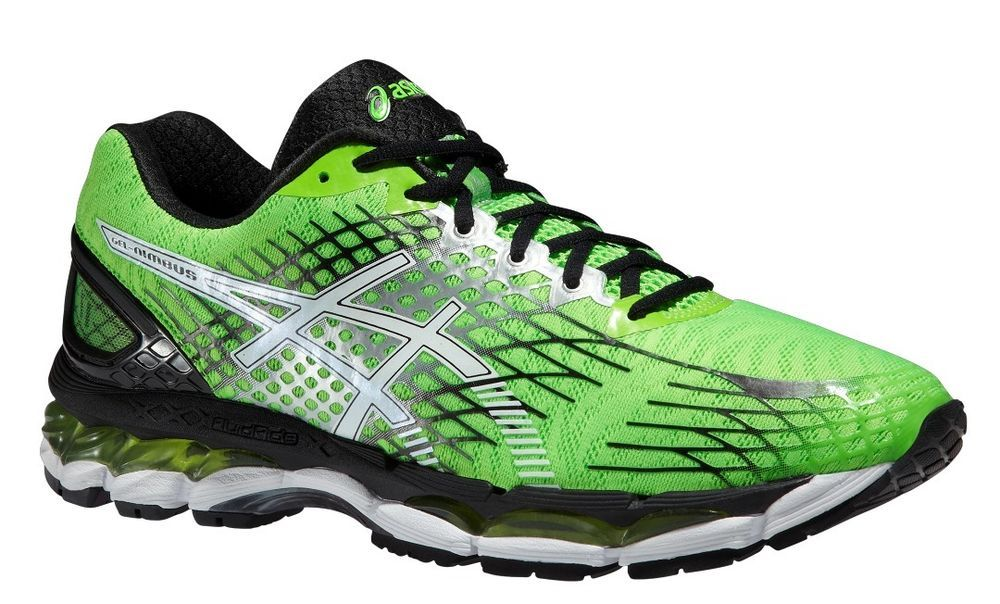ASICS GEL NIMBUS 7284 T507N 17 Neutre Scarpe Courir Uomo Neutre FLASH VERT T507N d1b1da2 - welovebooks.website