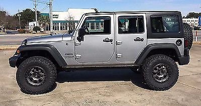 eBay Jeep Wrangler Unlimited Sport Sport Utility 4 Door New 2016