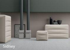 Una selezione completa di mobili per la camera da letto moderna ...