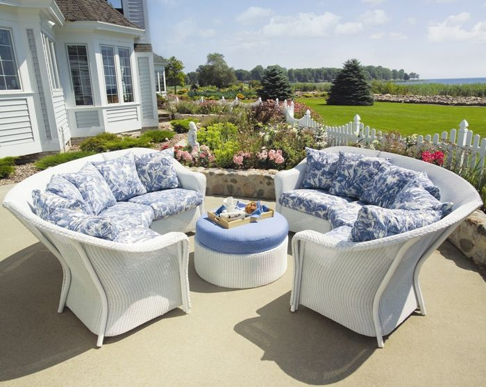 Lloyd Flanders Patio Furniture Look more at