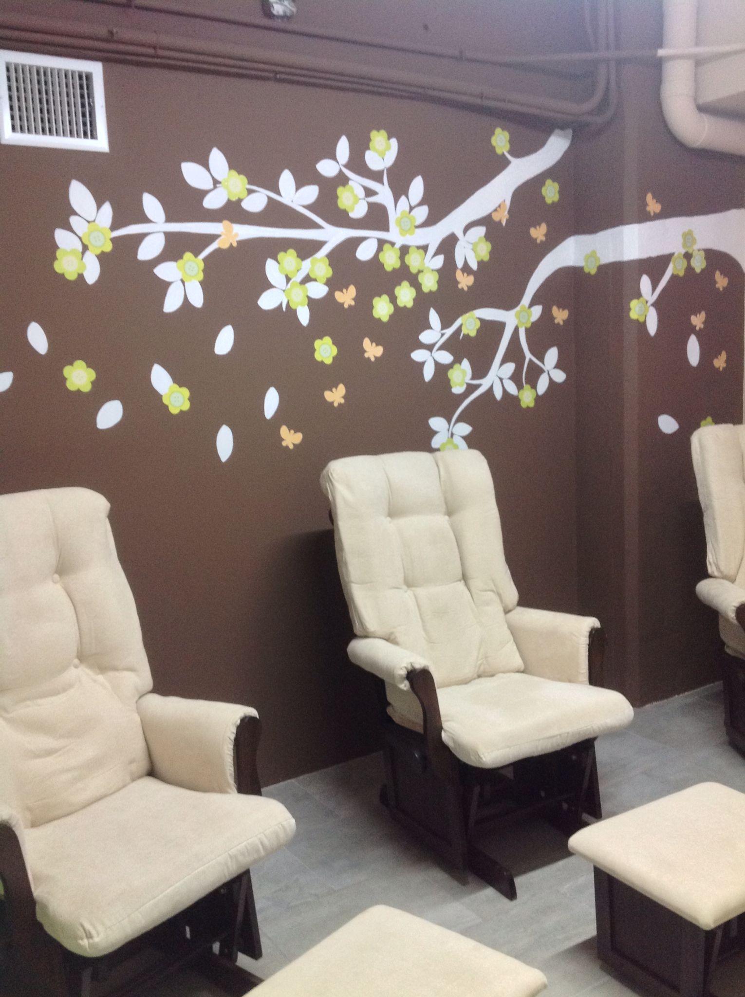 Sala De Lactancia Dc Daycare Pradera En 2019 Lactation