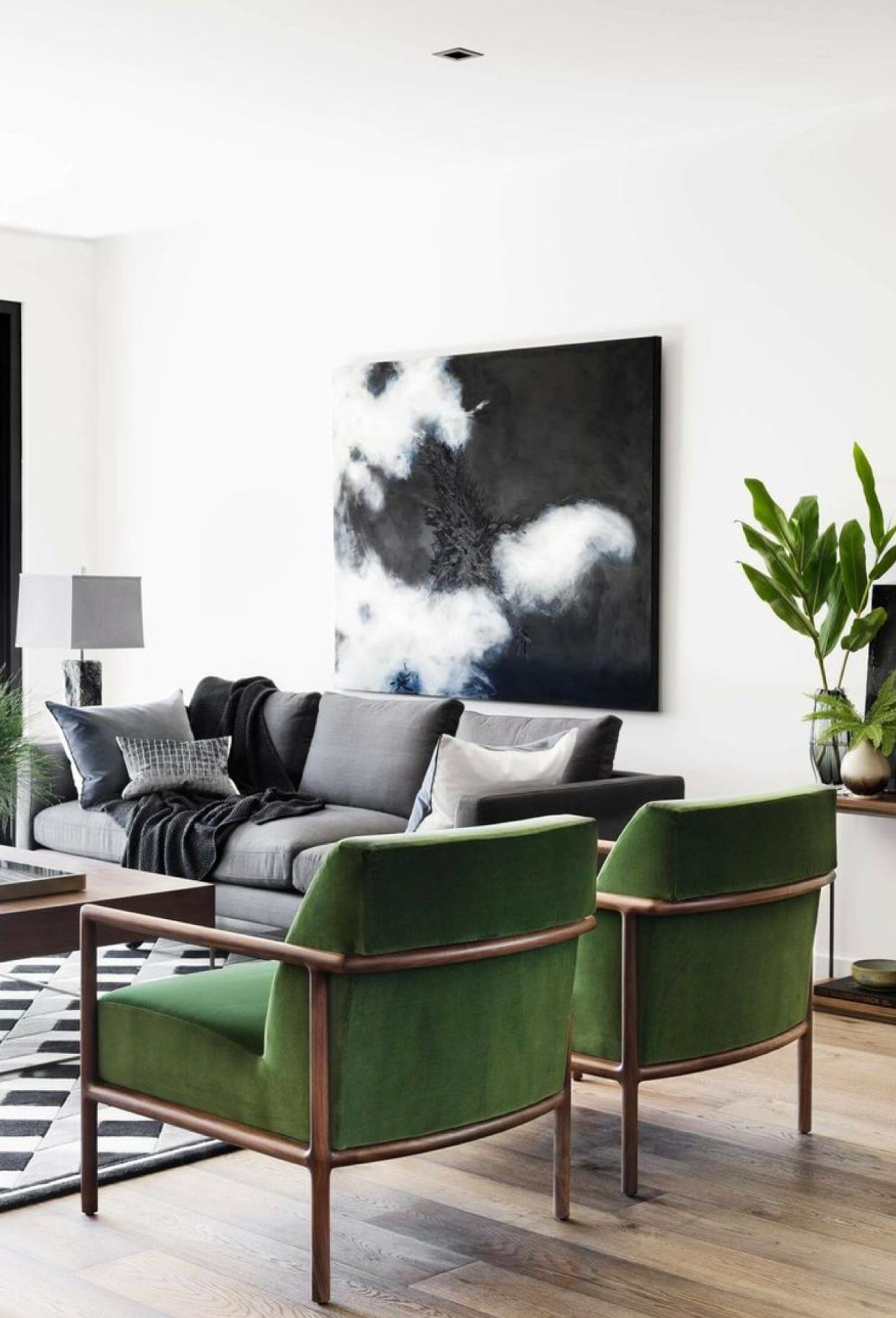 Injecting colour into your home lake house pinterest living