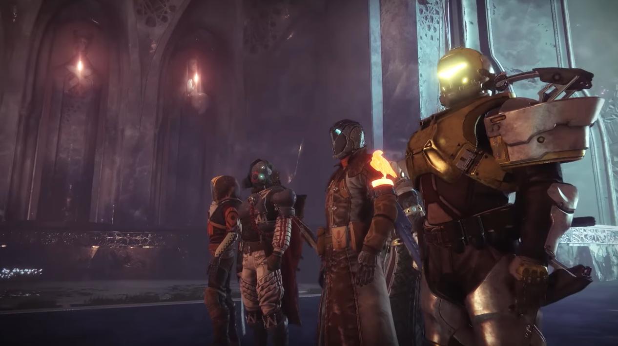 Destiny 2 New Gambit Mode Revealed For Forsaken DLC
