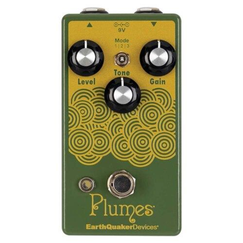 EarthQuaker Devices Plumes Small Signal Shredder > Effects | Imperial Guitar & Soundworks