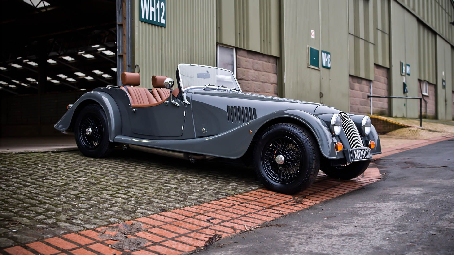 The Morgan Motor Company - 4/4 | Adrenaline Capsules | Pinterest ...