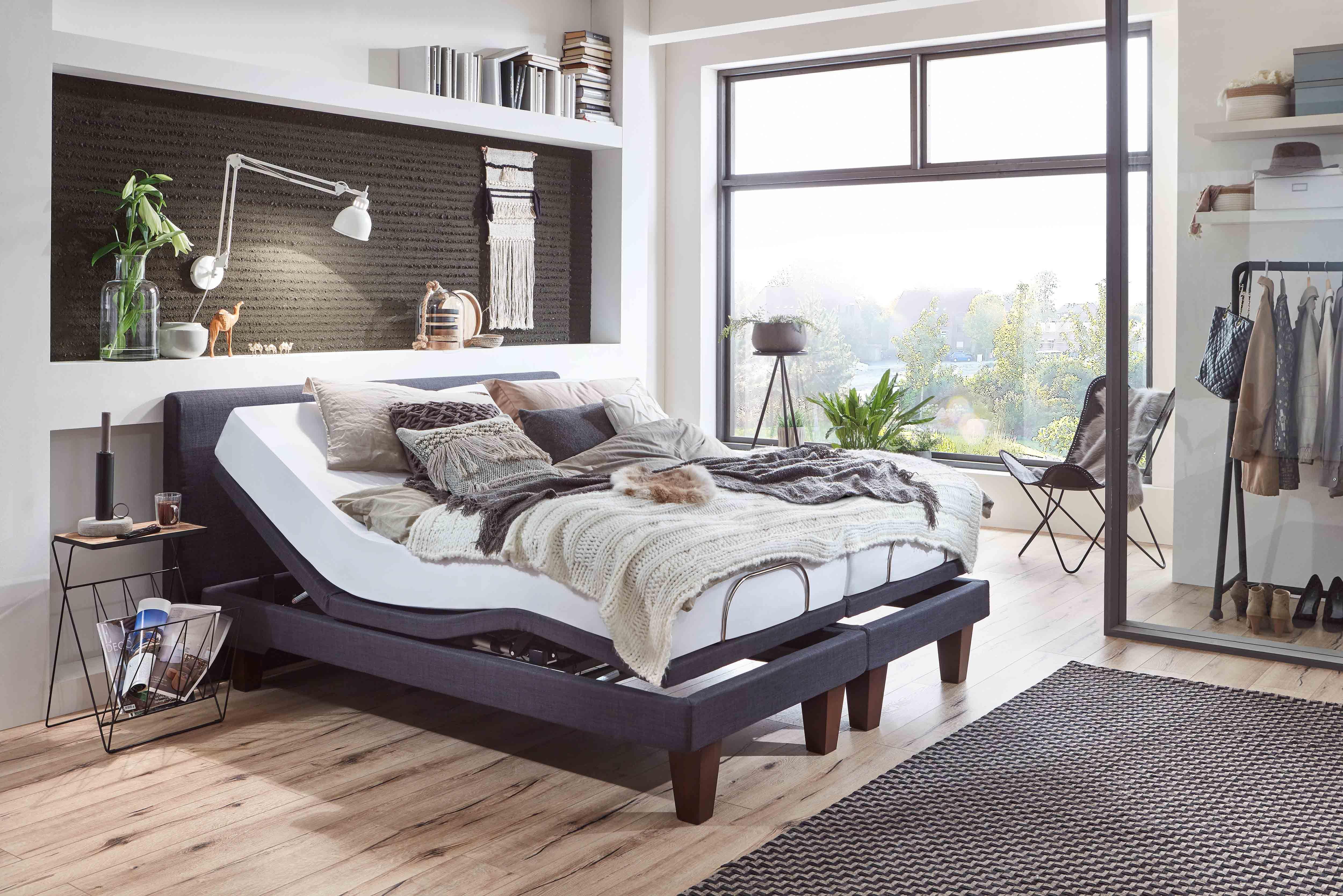 Ergomotion 390 adjustable bed in 2020 adjustable beds