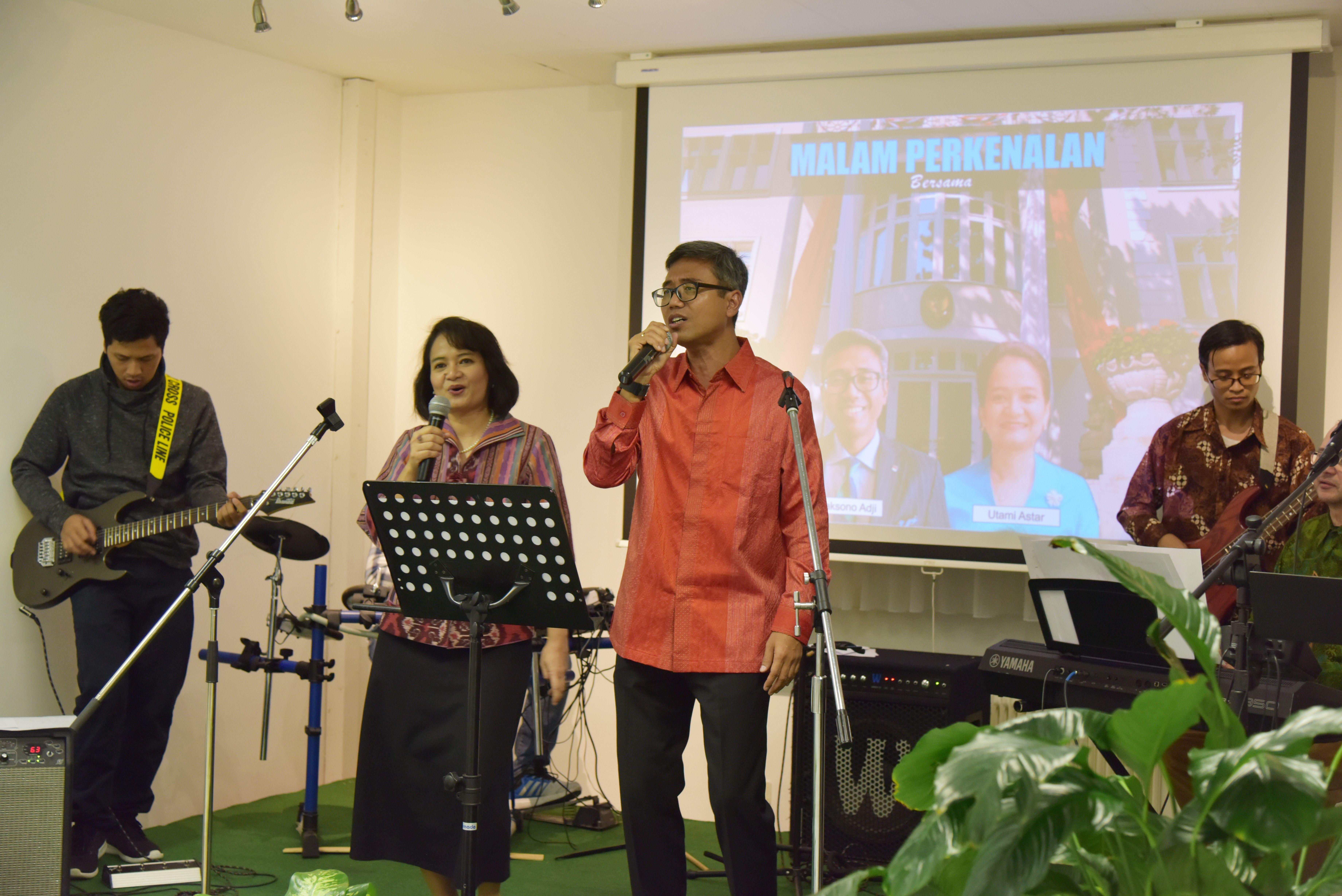 25 03 2018 Acara Silaturahmi dan Malam Perkenalan Bapak Witjaksono Adji