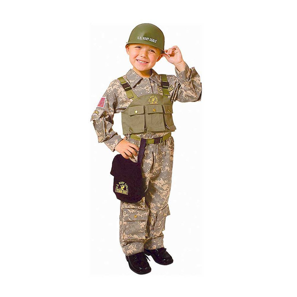navy seal army special forces medium kids army costumekids costumes boysboy halloween - Boys Army Halloween Costumes
