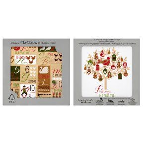 Waitrose 12 days of christmas cards christmas card inspiration waitrose 12 days of christmas cards m4hsunfo