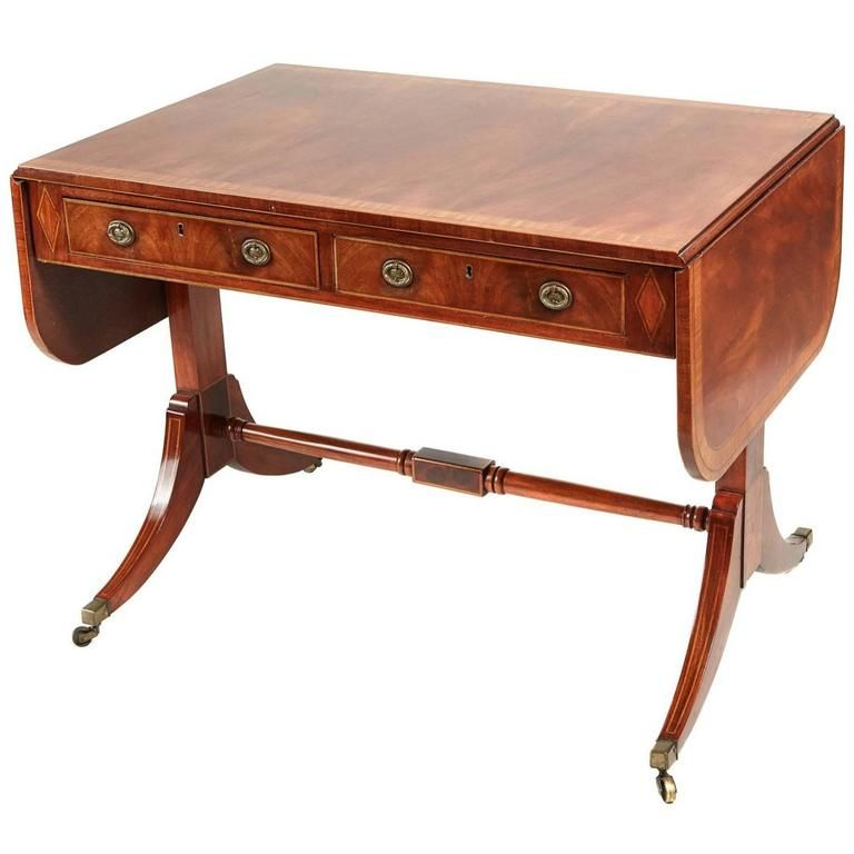 Outstanding Edwardian Mahogany Sofa Table Products In 2019