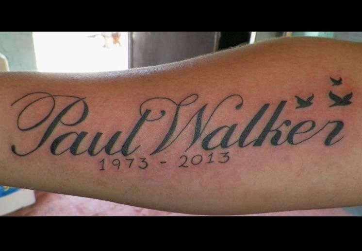 This is an amazing tattoo that i want to get for my second for Fast and furious tattoo
