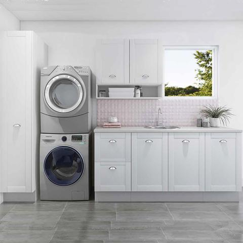 Timberline Victoria Modular Laundry System Laundry Design