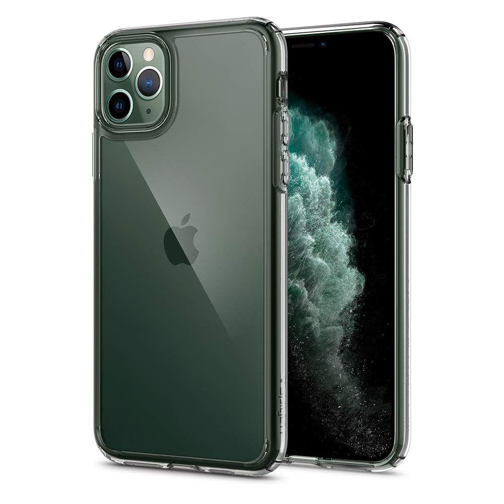Spigen Ultra Hybrid Designed For Apple Iphone 11 Pro Max Case 2019 Crystal Clear By Spigen Spigen Iphone Iphone Iphone 11