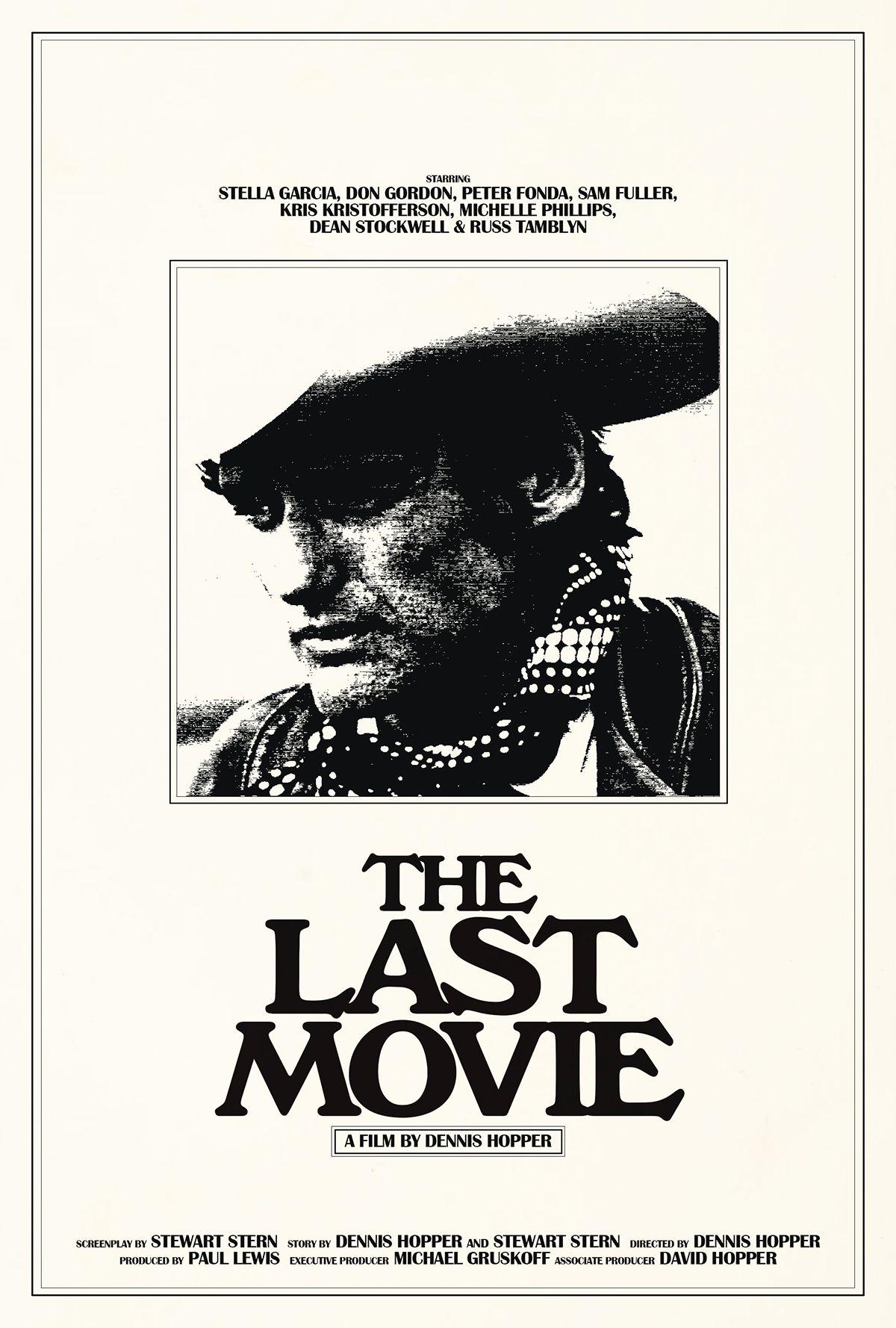 Dennis Hopper's THE LAST MOVIE (1971). | Midnight Marauder ...