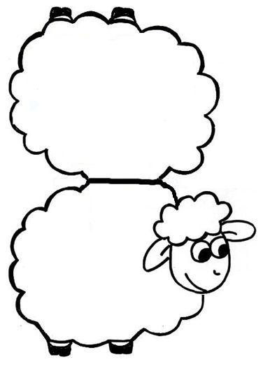 Kurbanbayramiboyama Boyama Okuloncesi Sheep Crafts Bible