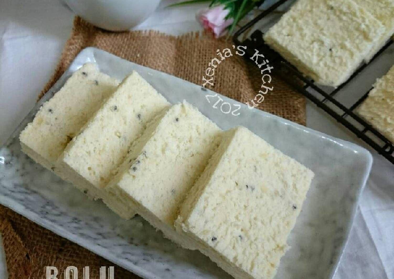 Resep Bolu Tepung Beras(Gluten Free) oleh Retno Nia Sari