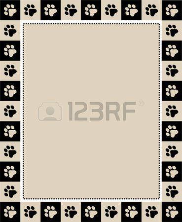 huellas de perro: Amantes de las mascotas perro gato página amante ...