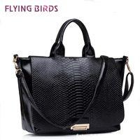 Pájaros de vuelo! 2015 a estrenar Snakeskin mujeres bolso del monedero bolsos Messenger mujeres PU bolso de cuero bolso de la bolsa de nueva LS1471