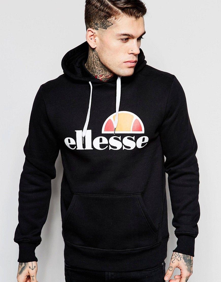 82a7f20ae9 Ellesse Hoodie With Classic Logo | Wardrobe-men