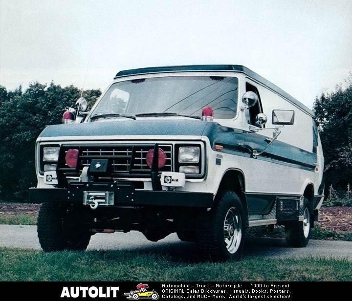 Ford Van Camper Conversions