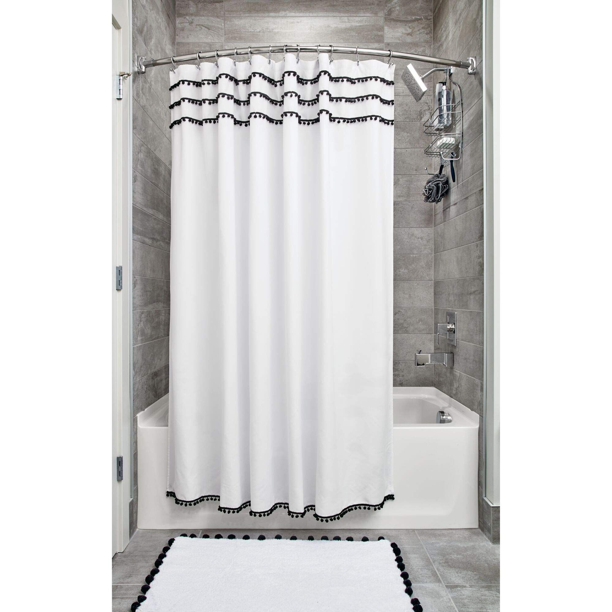 Daily Buy Tips Pretty Shower Curtains Bathroom Kids Fabric Shower Curtains