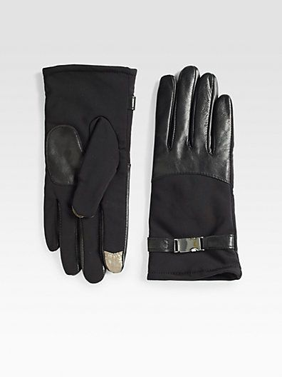 Echo - Superfit Touch Belted Glove - Saks.com