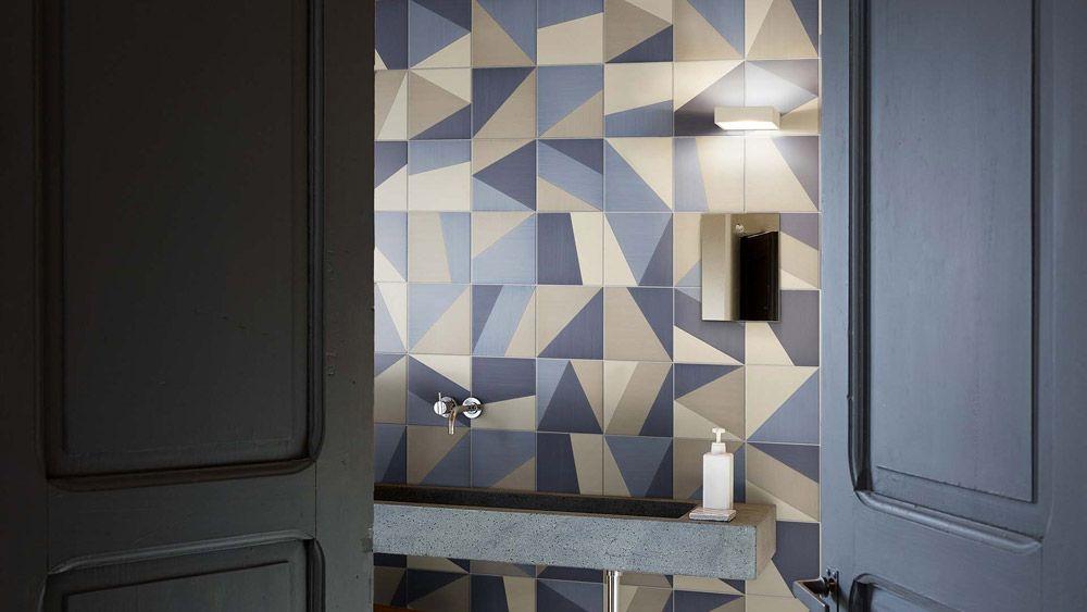 Piastrelle collezione tangram da ceramica bardelli pavimenti e