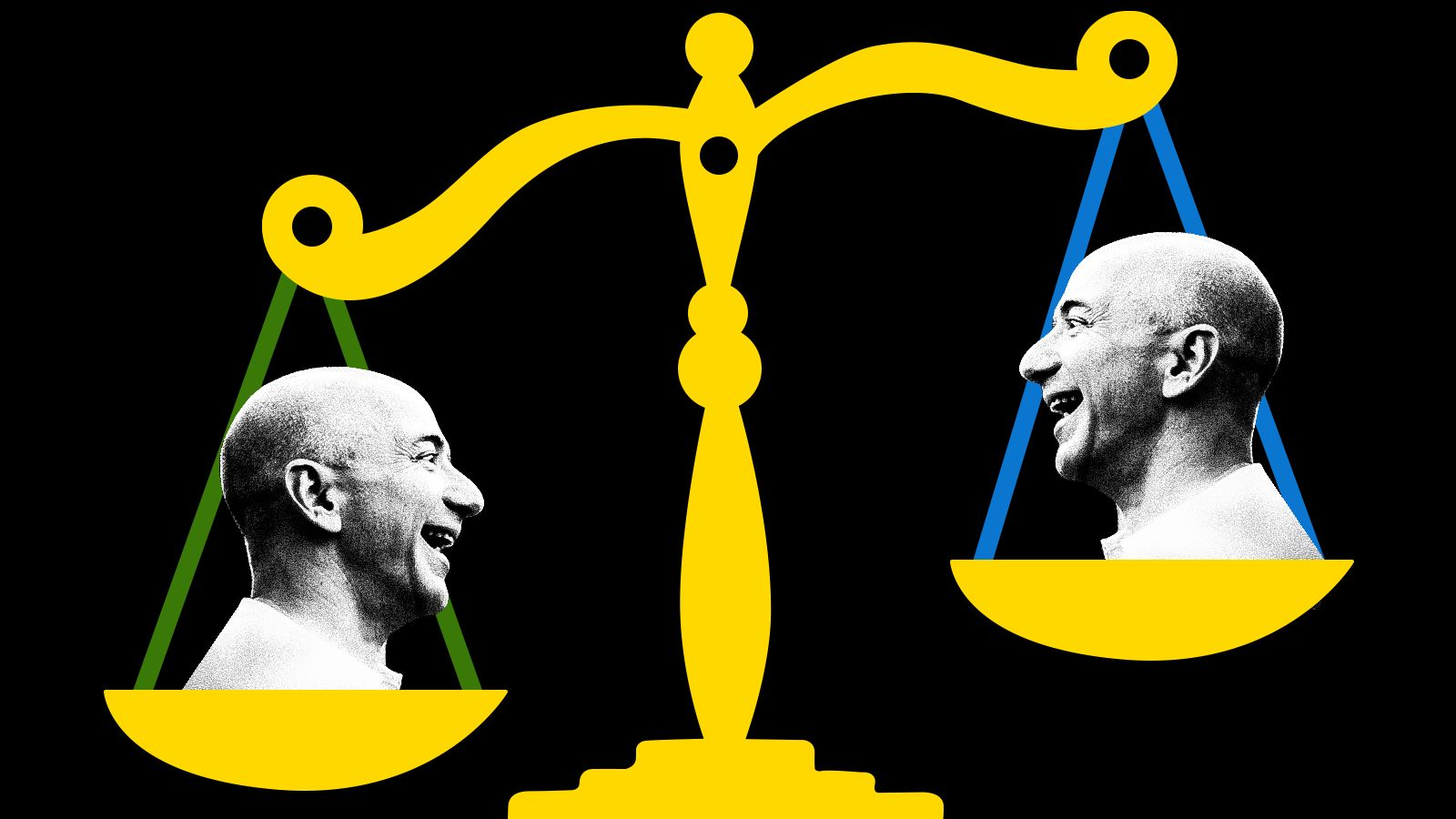 Jeff Bezos on why worklife balance is 'a debilitating