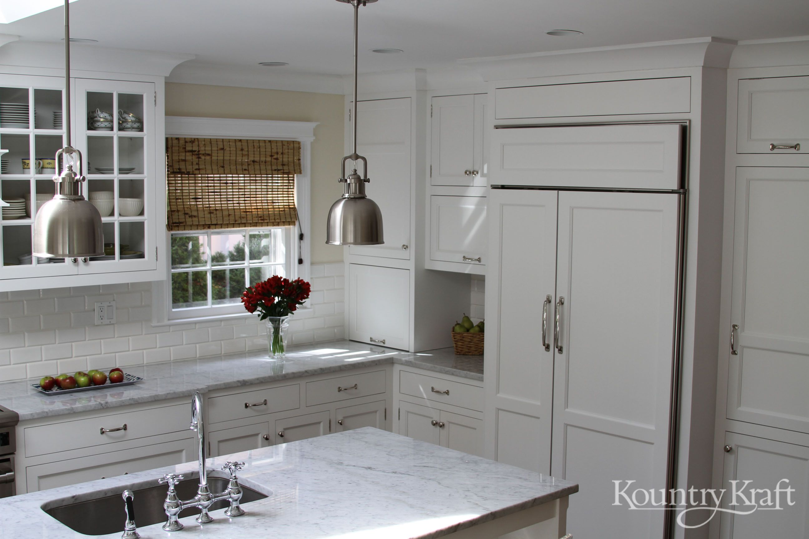 Custom Kitchen Cabinets Designed By Bradford Design Llc In Bethesda Md This Classic W Kitchen Cabinets Custom Kitchen Cabinets Design Custom Kitchen Cabinets