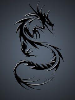 Black Dragon Download Free Technology Wallpaper Black Dragon For Mobile Phones Dragon Icon Dragon Wallpaper Iphone Dragon Pictures
