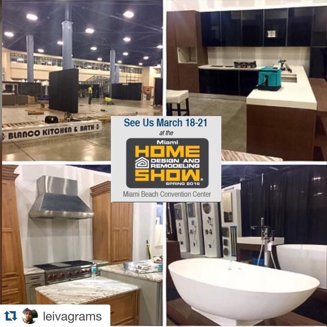 Home Design U0026 Remodeling Show On Instagram: #Repost @leivagrams Booth Set  Up For
