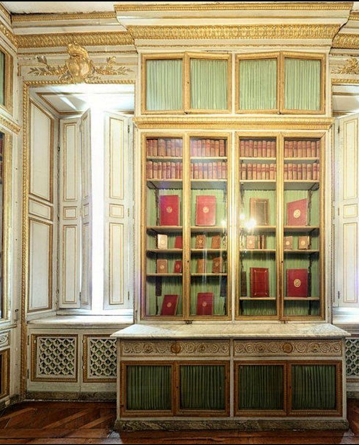 Paris Apartments Versailles: Versailles, Bibliothèque De La Reine