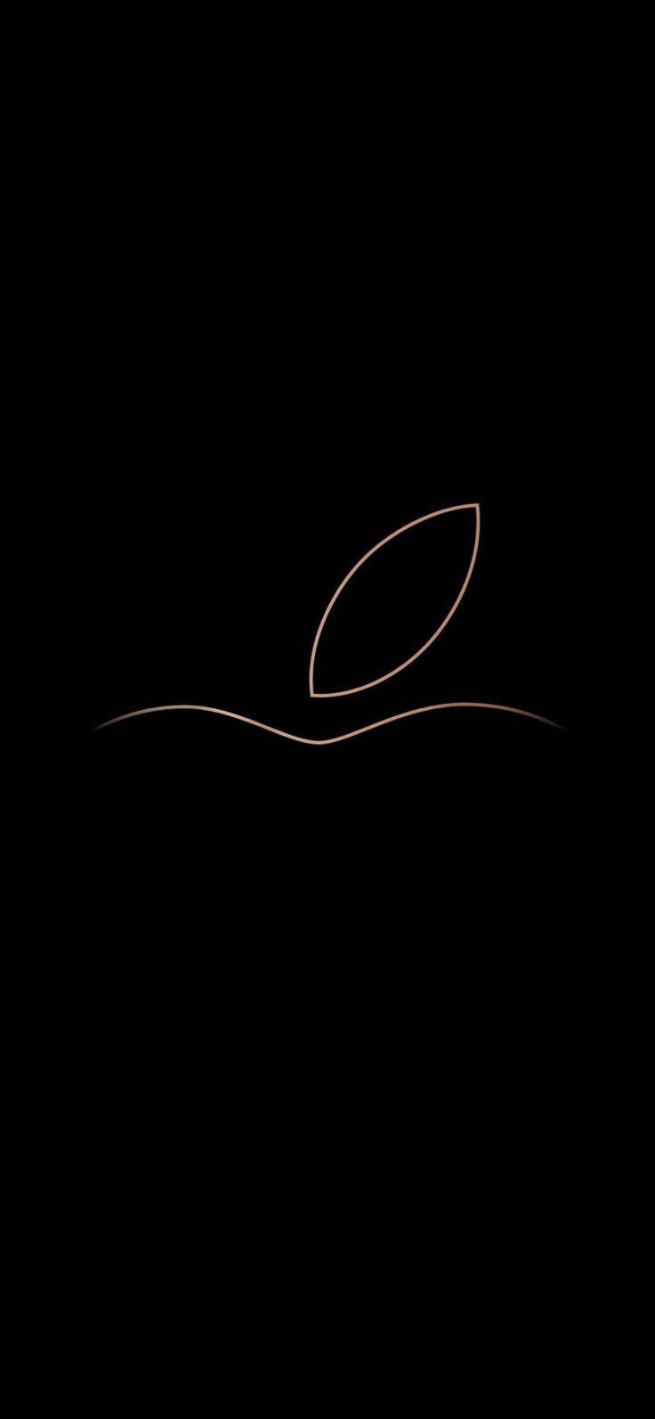 New Apple Logo Wallpaper 4k Apfel Hintergrund Apple Logo Hintergrund Iphone