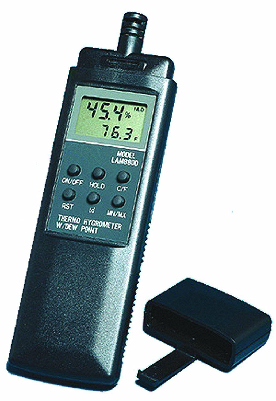 General Tools LAM880D Dew Point Hygrometer *** Read more