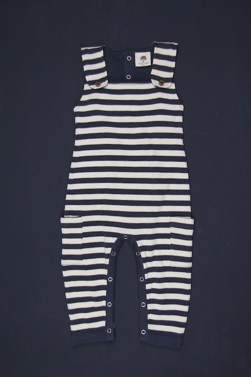 Sweater Pocket Overall | at Darling Clementine