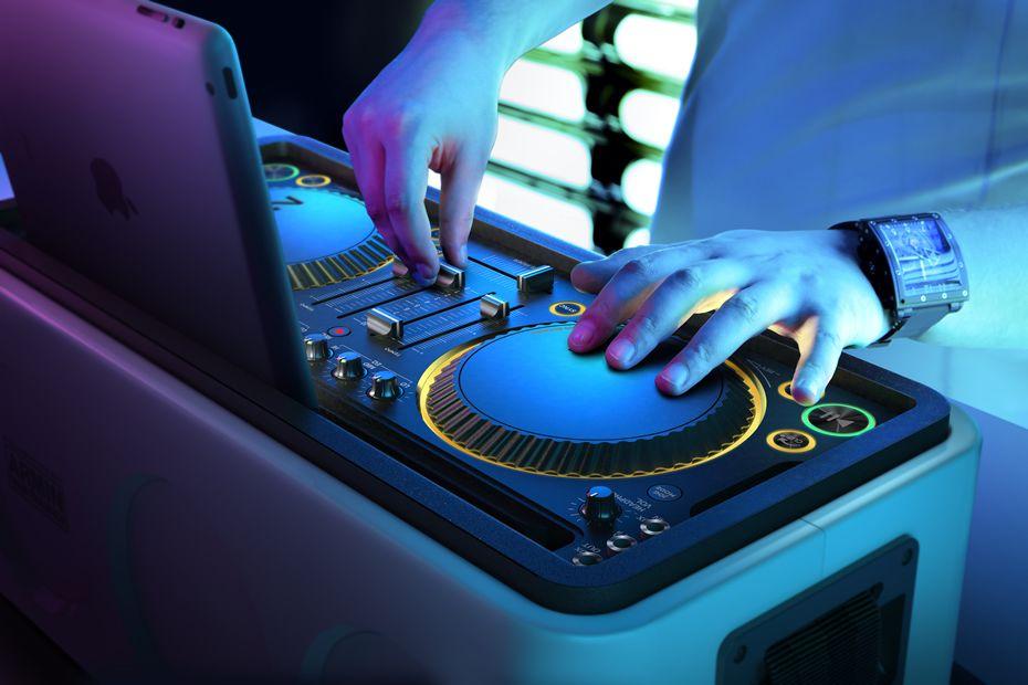 New Philips M1X-DJ Portable Sound System