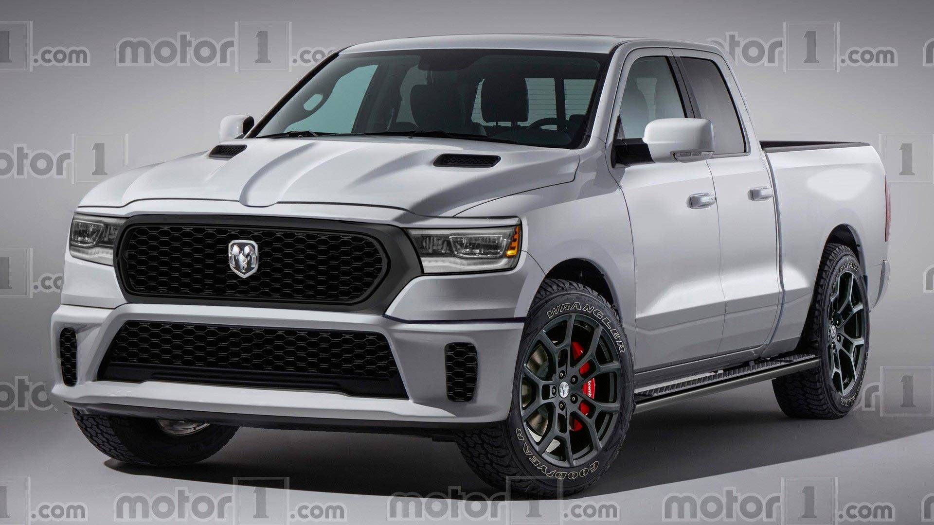 2020 Ram 1500 Hellcat Diesel Spesification