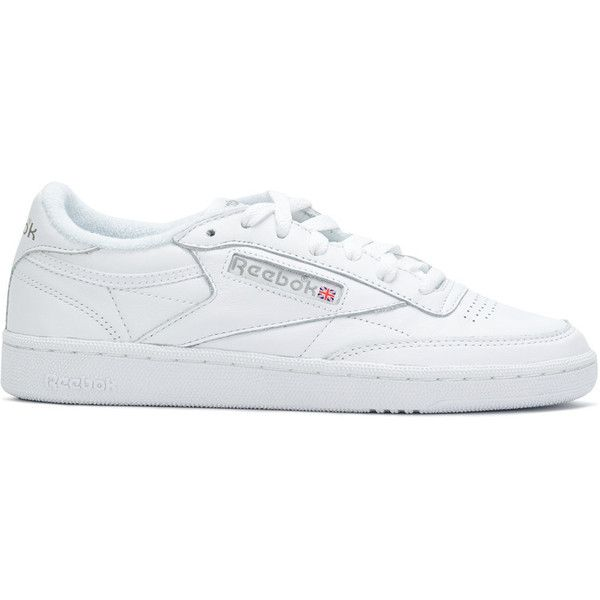 a7d3e599d7eee Reebok Club C 85 Archiv Sneakers (€135) ❤ liked on Polyvore featuring shoes
